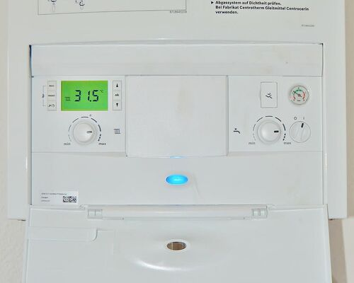 heating-gas-water-heater-cerapur-control-unit